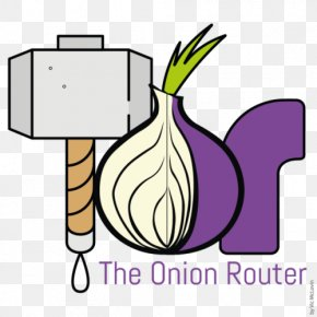 The Onion Logo - Tor Onion Routing .onion Router Traffic Analysis PNG