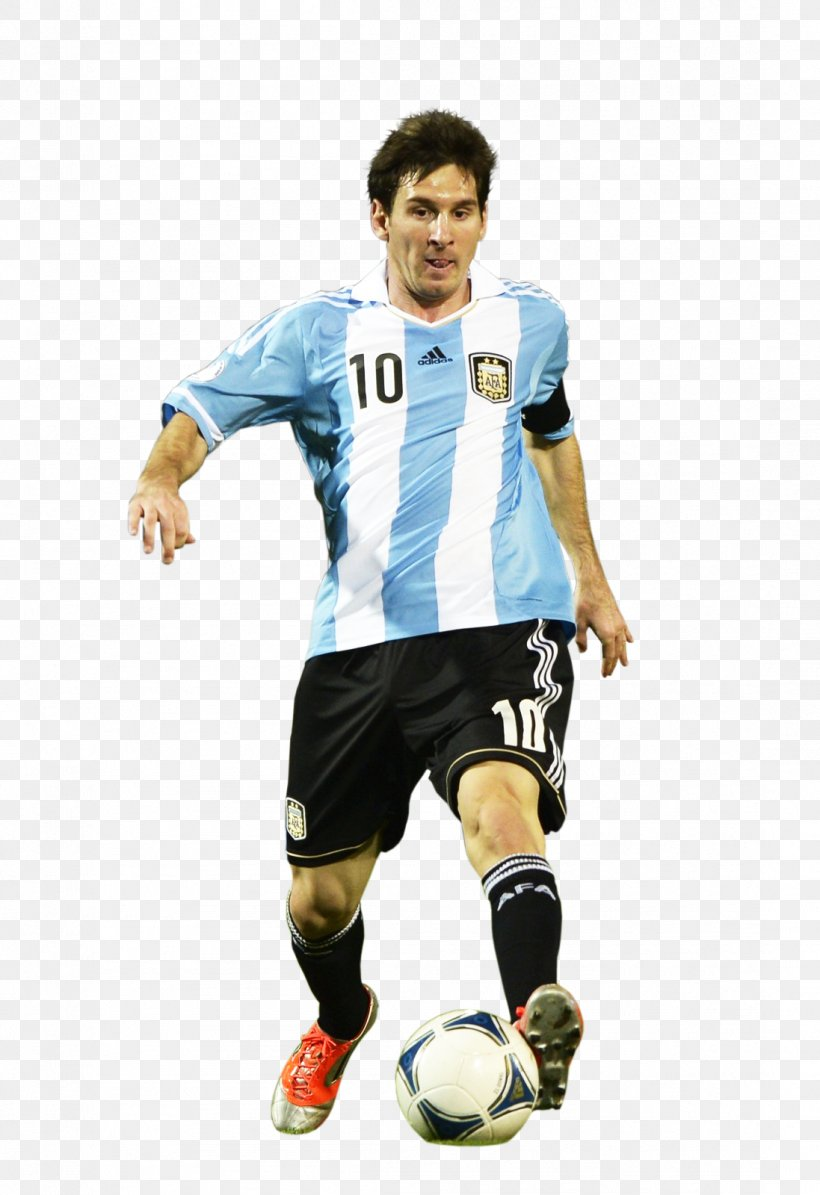 Lionel Messi Argentina National Football Team FC Barcelona 2014 FIFA World Cup Final, PNG, 1097x1600px, Lionel Messi, Argentina National Football Team, Ball, Blue, Clothing Download Free