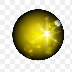 Round Shine PNG