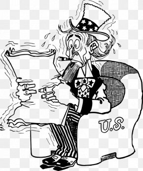 United States - United States Uncle Sam Clip Art PNG
