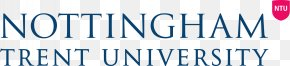 Nottingham Trent University Logo - Nottingham Trent University University Of Nottingham Logo Font PNG