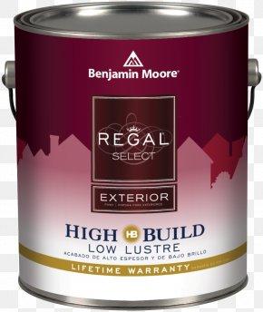Paint - Acrylic Paint Benjamin Moore & Co. Color Primer PNG