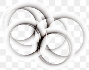White Circle Pattern - Circle Geometric Shape Texture Mapping PNG