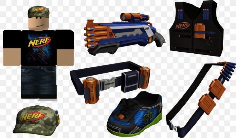 Gun Roblox Nerf N Strike T Shirt Png 833x489px Gun Belt