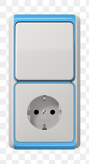 Light Button - AC Power Plugs And Sockets Schuko Factory Outlet Shop Electrical Switches Network Socket PNG