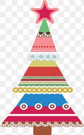 Christmas Tree - Christmas Tree New Year Tree Christmas Ornament Clip Art PNG