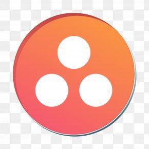 Orange Symbol - Circle Icon PNG