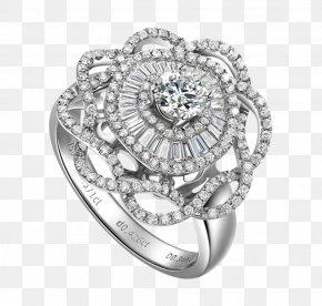 Diamond Ring - Responsive Web Design Ring Platinum PNG