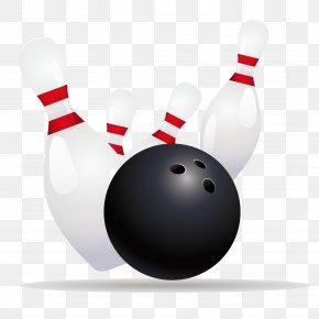 Vector Bowling - Ten-pin Bowling Streaming Media Bowling Ball Sport PNG