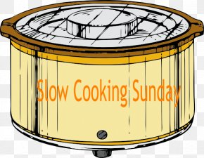 Slow Cooker - Slow Cookers Crock Olla Clip Art PNG