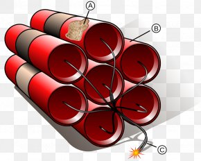 Dynamite - Dynamite Nitroglycerin Explosive Material Invention Explosion PNG