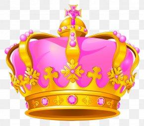 Pink Logo Transparent - Clip Art Crown Of Queen Elizabeth The Queen Mother Queen Regnant PNG