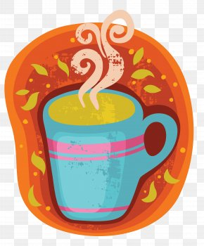 Tea Time - Instant Coffee Tea Cafe Clip Art PNG