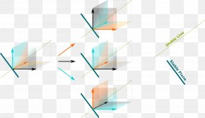 Extremely Simple - Orthogonality Linear Subspace Irreducible Representation Plane Vector Space PNG