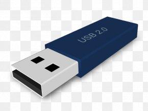 Flashdrive Cliparts - USB Flash Drive Flash Memory Clip Art PNG