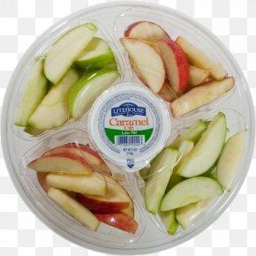 Apple - Caramel Apple Side Dish Fruit Salad Crisp PNG