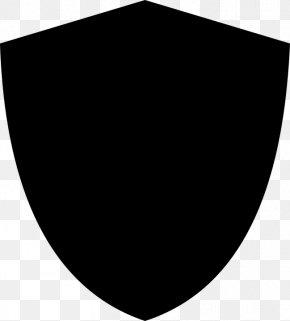 Black Night Shield - Vector Graphics Clip Art Illustration Shield PNG