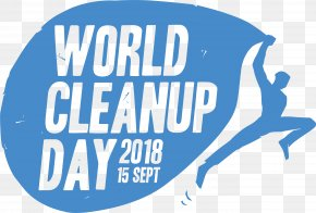 World Water Day 2018 - World Cleanup Day Let's Do It! World Organization Waste PNG