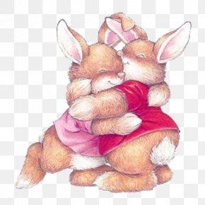 Bunny Hug PNG