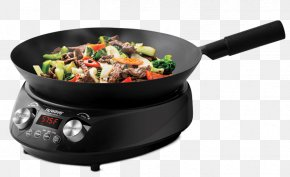 Electric Skillet - Frying Pan Wok Slow Cookers Induction Cooking PNG