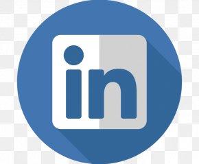 Social Media - Social Media Logo LinkedIn PNG