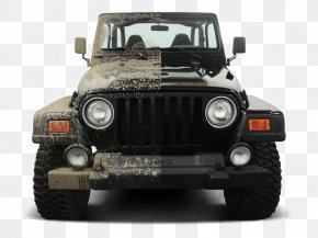 Car - Tire Jeep Wrangler Car Crystal Clean Auto Detailing LLC PNG