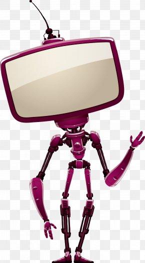 Cartoon Vector File Robot - Robot Euclidean Vector Cartoon PNG
