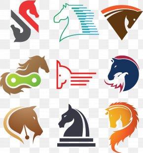 Vector Horse Logo Design - Horse Logo Clip Art PNG