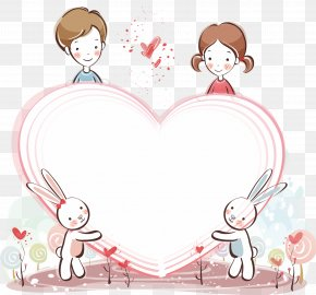Lover - Valentine's Day Heart Love Laptop Wallpaper PNG
