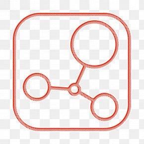 Scissors Social Network Icon - Artboard Icon Name Card Icon Social Network Icon PNG