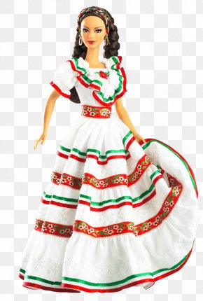 Barbie Doll - Cinco De Mayo Barbie Doll Battle Of Puebla Amazon.com PNG