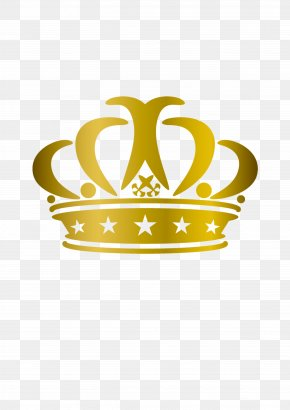 Imperial Crown,hat,right - Crown Gold Clip Art PNG