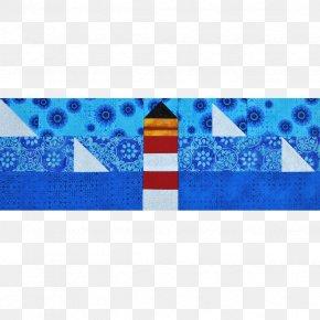 Flag - Cobalt Blue Flag Rectangle PNG