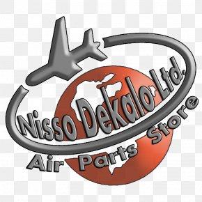 Supplier Of Aircraft Parts Discounts And Allowances Logo BrandMerge - Nisso Dekalo PNG
