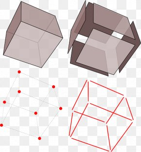 Geometric Shapes - Cube Mathematics Geometry Cuboid Number PNG
