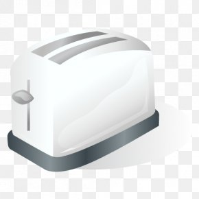 Toaster - Small Appliance Angle Toaster Home Appliance PNG