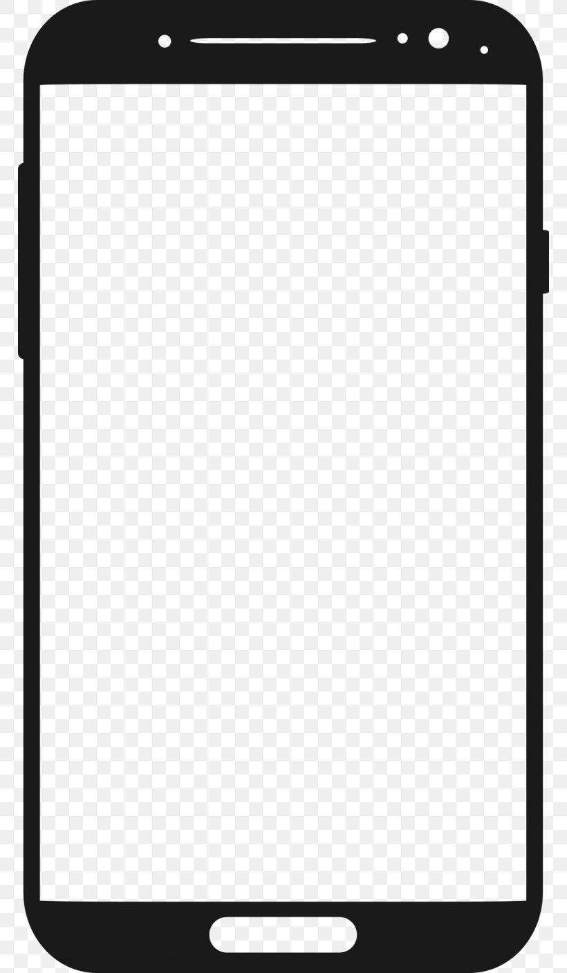 Android Handheld Devices Telephone, PNG, 768x1407px, Android, Area, Black, Black And White, Camera Phone Download Free