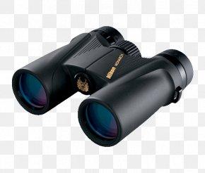 Binocular - Binoculars Nikon Optics Roof Prism PNG