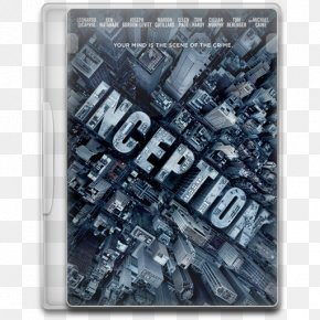 Inception - Brand Font PNG