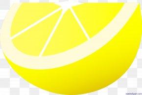 Lemon - Lemon Wedge Clip Art PNG