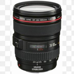 Camera - Canon EF Lens Mount Canon EOS Canon EF 24–105mm Lens Digital SLR PNG