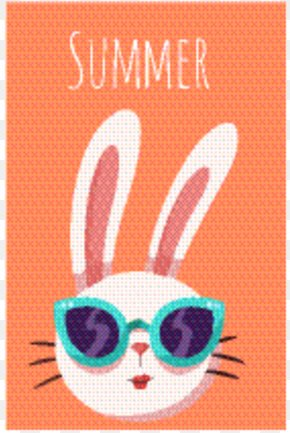 Easter Bunny Whiskers - Easter Bunny Background PNG