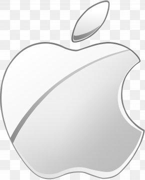 Apple Logo - Apple Logo Desktop Wallpaper Silver PNG