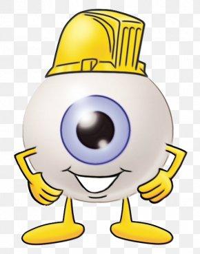 Pleased Headgear - Cartoon Yellow Clip Art Headgear Pleased PNG