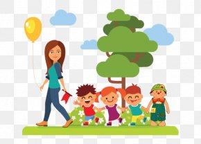 Teacher - Preschool Teacher Pre-school Kindergarten Cartoon PNG