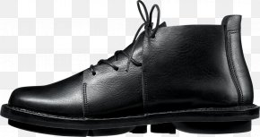 Boot - Shoe Patten Boot Leather Sneakers PNG