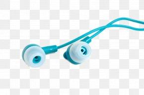 Light Blue Headphones - Headphones Light Baby Blue PNG