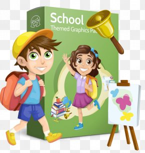 Hope Primary School - Classroom School Student Clip Art PNG