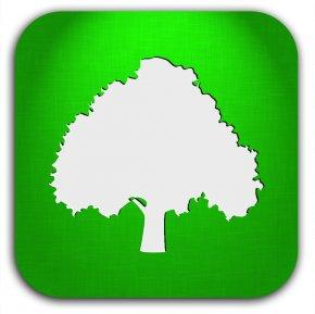 Tree Icon Tree Plan Tree Icon - Tree Arborist PNG