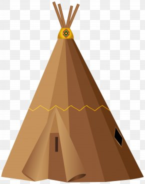 Teepee Tent - Pow Wow Tipi Tent Clip Art PNG